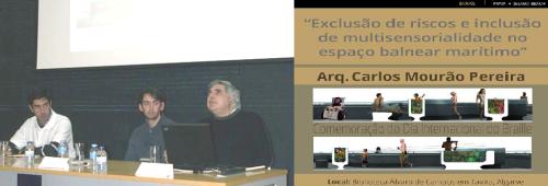 conferência Carlos Mourão Pereira