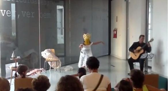 Villa-Lobos em Movimento na biblioteca