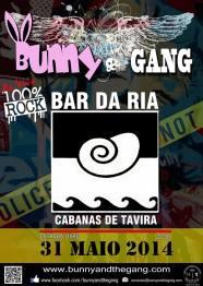 Bunny&theGang_cartaz