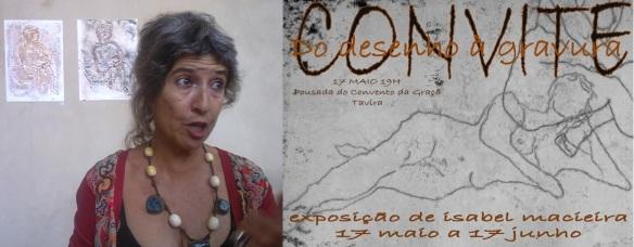 Inauguração Isabel Macieira