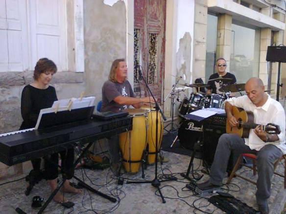 Quarteto Paula Rocha no Pessoa's