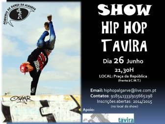 show de hip hop