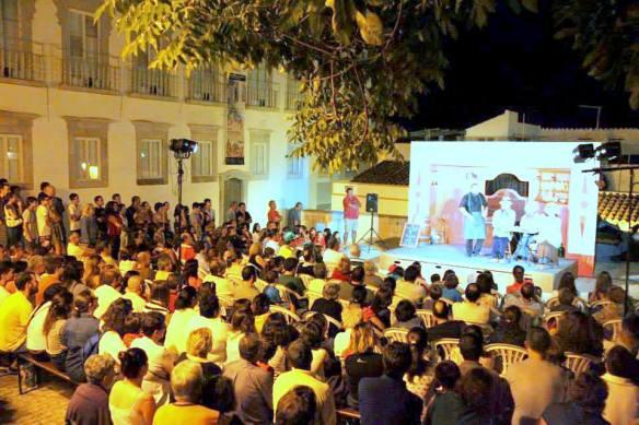 Cenas na Rua, 11 julho A taberna do vale por Ao Luar Teatro