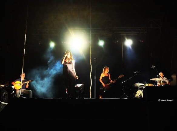 A Naifa no Verão em Tavira