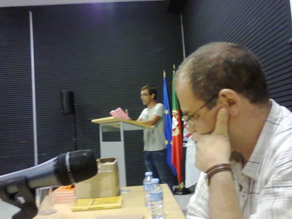Vitor Correia lê Rui Zink
