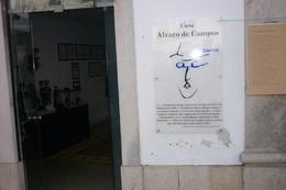 Casa Álvaro de Campos Tavira