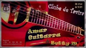 clube de tavira amar guitarra