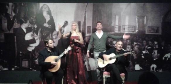 Fado com História Concerto Teresa Viola, Pedro Viola, Miguel Drago, Virgílio Lança