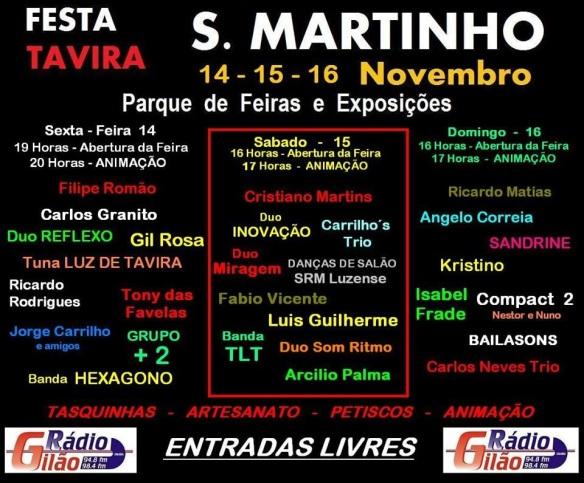 Festa de São Martinho da Rádio Gilão