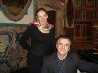 Isobel Reis e Luis Conceição