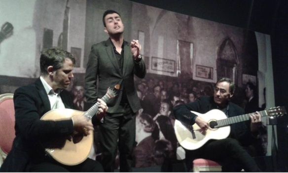 Márcio Gonçalves no Fado com História
