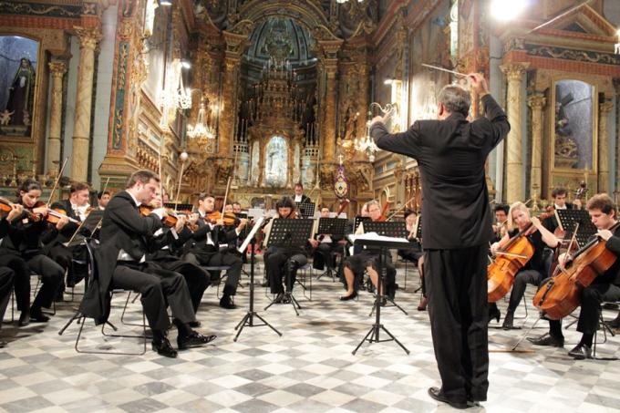 Orquestra clássica do sul em tavira