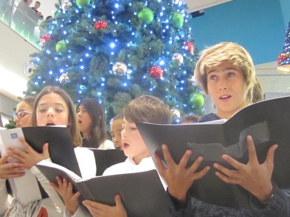 coro jovens AMT