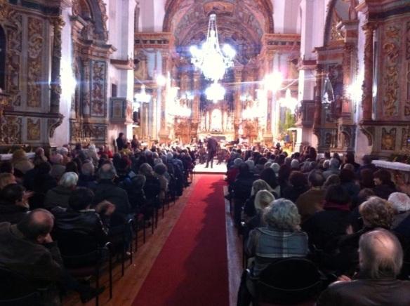 Concerto Ano Novo orquestra Clássica do Sul