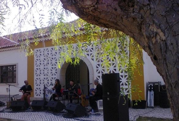 Zé Franciso e Orquestra Azul música na academia1