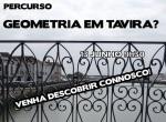 Geometria em Tavira