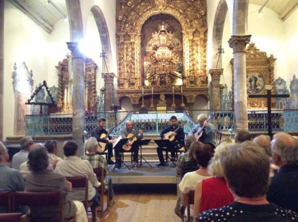 Quarteto Concordis na Igreja da Misericórdia1