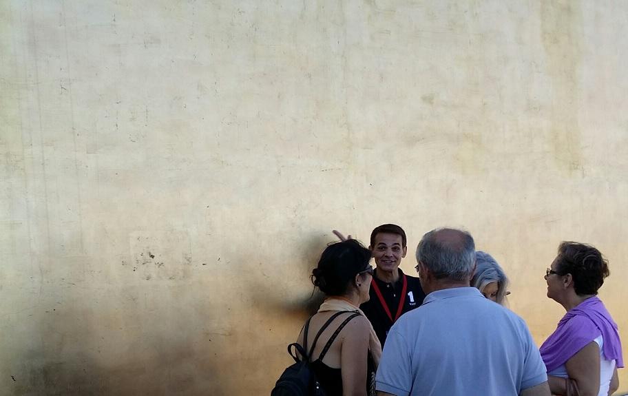 parede de ouro museu do oriente