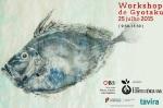 workshop de gyotaku