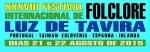 38 festival de folclore luz de tavira