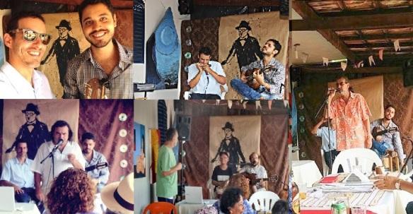Feijão Musical Espaço Cultural Leão da Serra