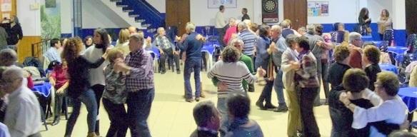 Baile na Sociedade Luzense com o Duo Reflexo