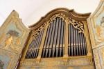 órgão da igreja de santiago tavira