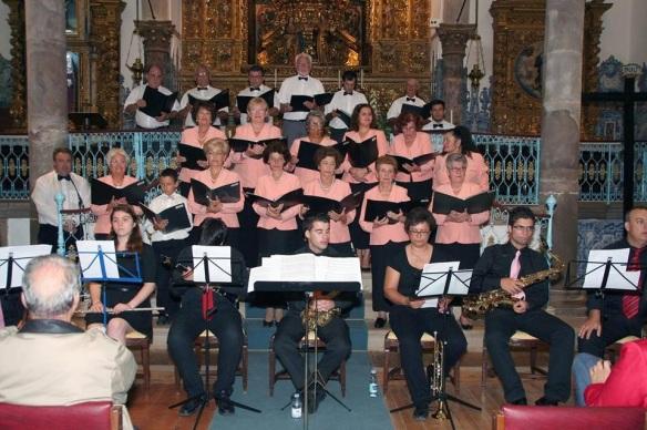 concerto de reis grupo coral tavira