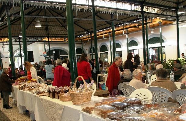 artesanato no mercado