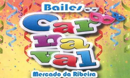 Carnaval MercaDO DA rIBEIRA