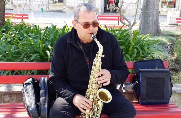 Giusepe Stanciu sxofonista