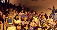 conferência nas escadinhas Bartolomeu Vid dos Santos