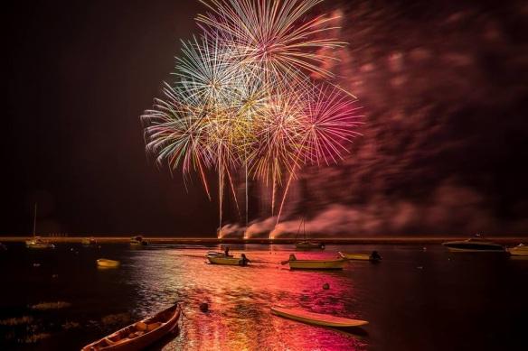 fim da festa dos pescadores santa luzia foto josé manuel palma gonçalves