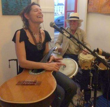 Ana Pi e Luis Monteiro no Pessoas