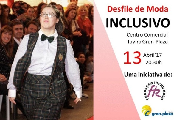 FIR desfile inclusivo