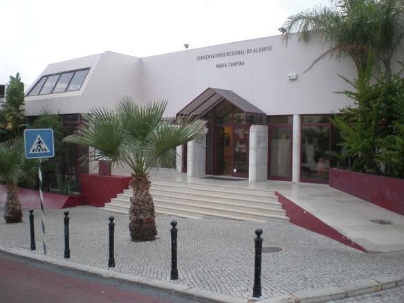 Conservatório Regional de Faro Maria Campina