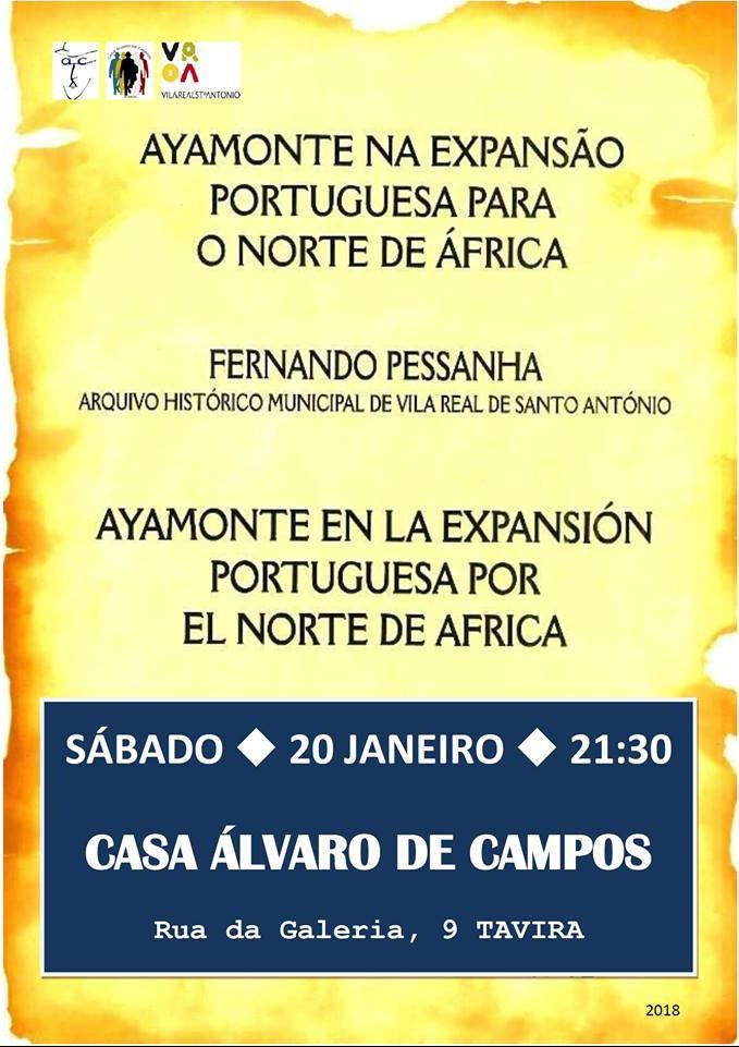Ayamonte... Fernando Pessanha