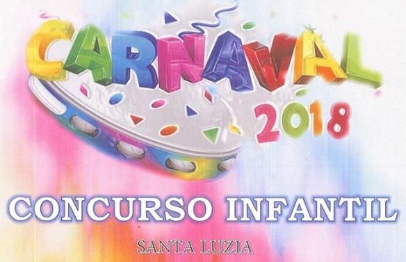 Carnaval infantil Santa Luzia