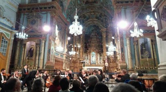 Orquestra Clássica do Sul Música nas Esferas