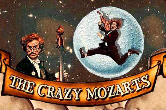 Cenas na Rua 2018 The Crazy Mozarts