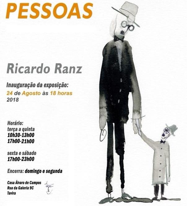 exposição PESSOAS na CAC