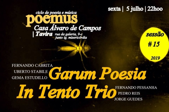Poemus Garum Poesia